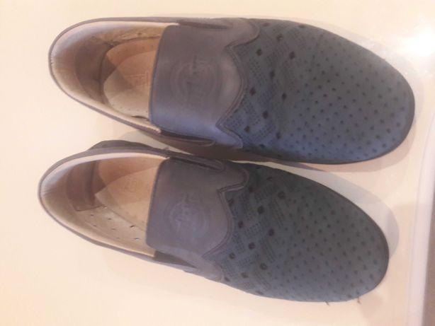 туфли перфорированные для мальчика tiflani (турция) р-р 32