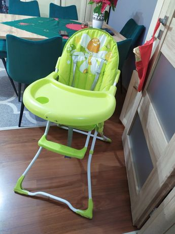 Krzesełko do karmienia lorelli