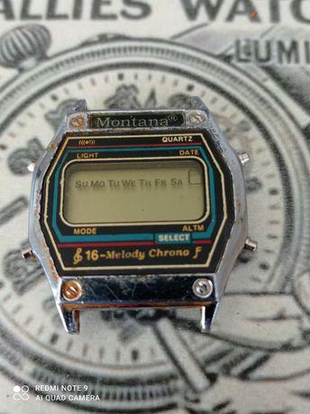 Graty ze starej chaty_ stary zegarek elektronika Montana. 07.19