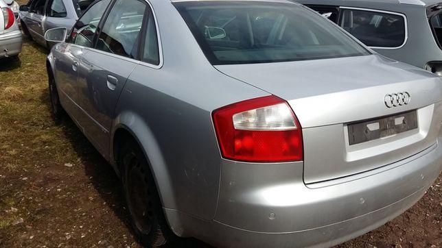 Audi A4 B6 nr lak.LY7W części blacharskie mechaniczne silnik skrzynia