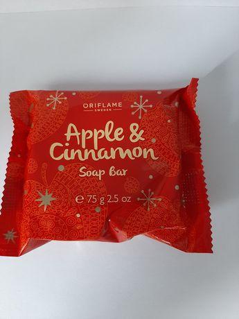 Mydło z jabłkiem i cynamonem