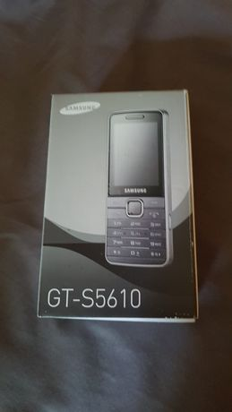 Telefon klasyczny Samsung GT-S5610