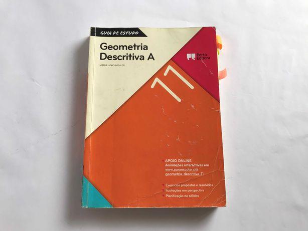 """""""Guia de Estudo"""" Geometria Descritiva A 11º ano"""