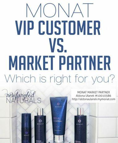 Udziały w firmie. Naturalne wegańskie kosmetyki Monat-współpraca