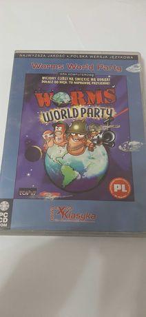 Worms world party polskie wydanie gra pc