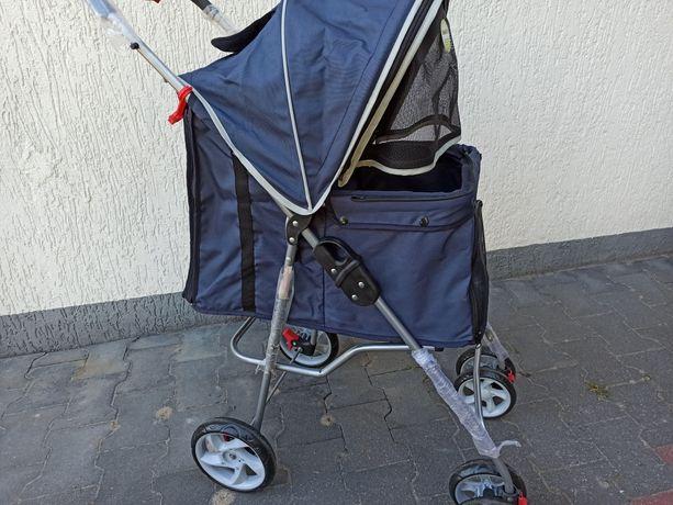 Sporty Pet wózek dla małych psów nowy