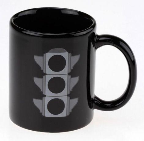Чашка хамелеон, кружка светофор,оригинальная чашка