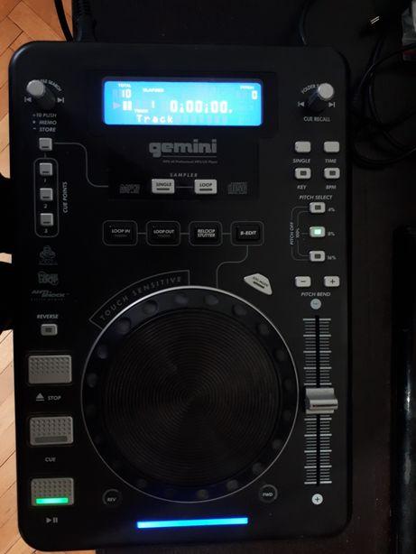 GEMINI MPX 40 - odtwarzacz CD / MP3