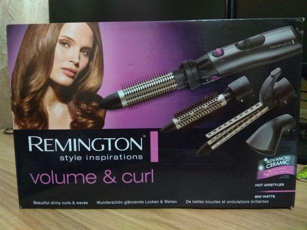 Фен-щетка Rеmington AS 7050 с насадками + подарок