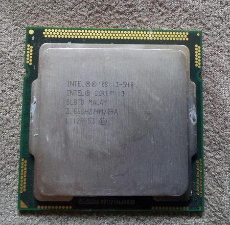 Processador Intel Core I3-540