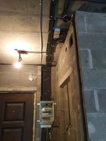 Услуги электрика не дорого