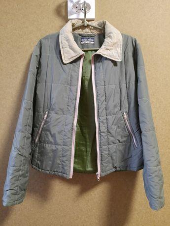 Красивая укороченая куртка 44-46 (M-L)