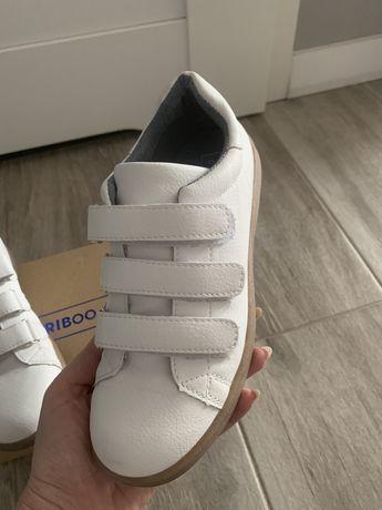 Białe buty komunijne komunia rzepy 35 chłopięce