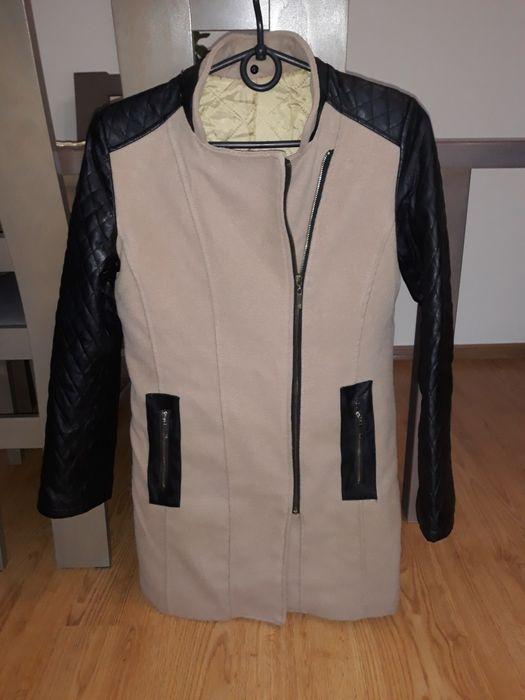Sprzedam płaszcz koloru beżowego. Brzesko - image 1
