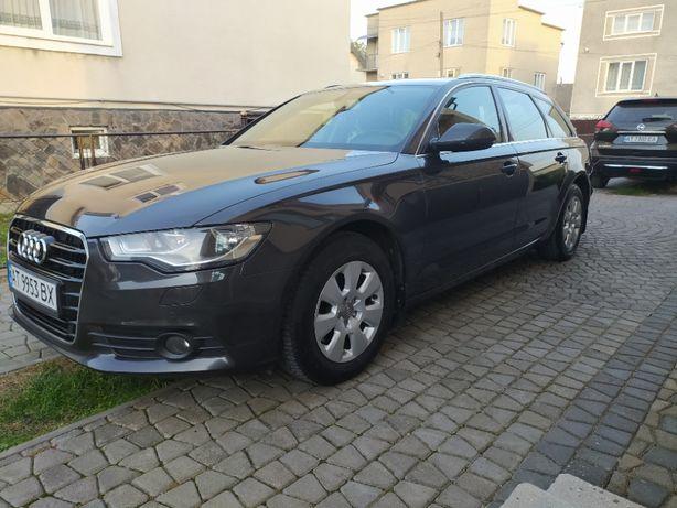 Audi A6 2012 рік