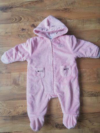 Kombinezon niemowlęcy Calvin Klein r. 6-9mc