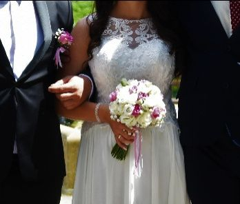 Suknia ślubna Vanessa 1504