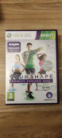 Your Shape Xbox 360 kinect