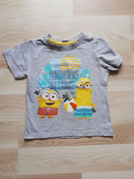 Koszulka Minionki rozm 92