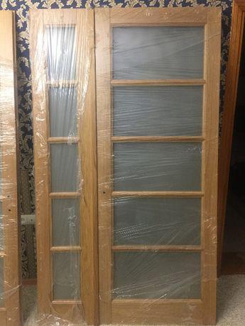 Двері з масива дуба (нові)