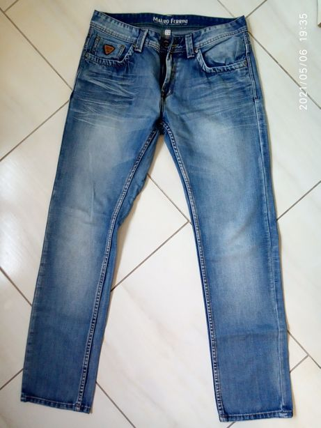Фирменные итальянские джинсы MF