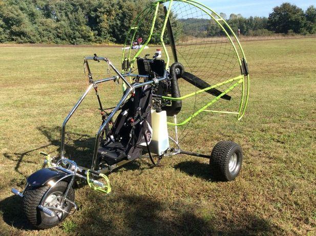 Trike de paramotor