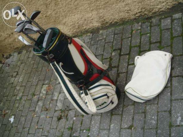 Trolley golf completo todos os acessorios