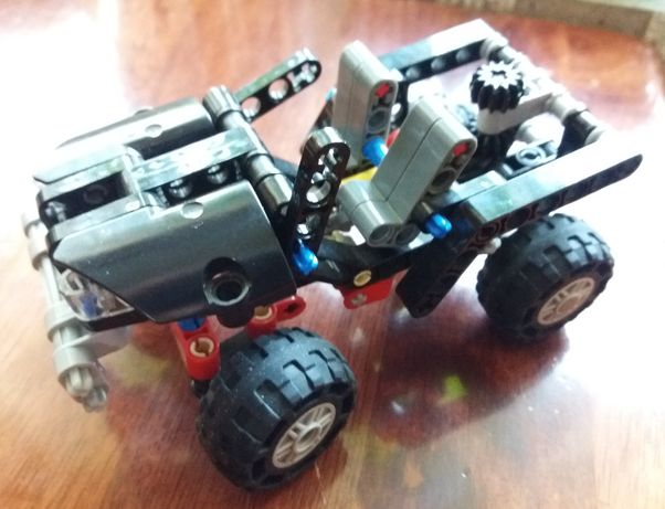 Klocki Lego Technic 8066 2w1 Off-Roader Technic