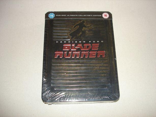 Blade Runner Metalbox ŁOWCA ANDROIDÓW 5xDVD z PL