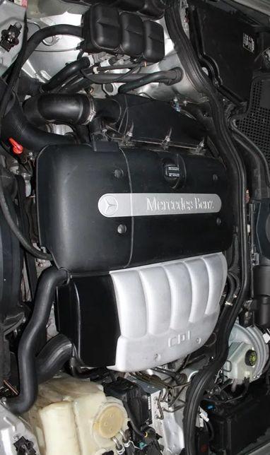 Двигатель мотор 2.7 cdi Mercedes Sprinter 316 OM 647 двигун Мерседес