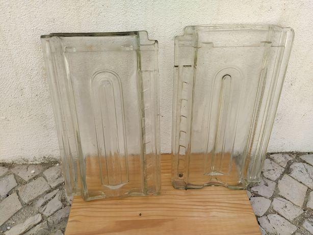 Telhas transparentes