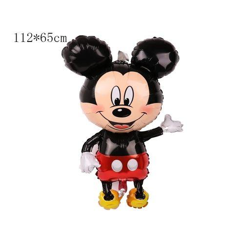 Balões Minnie / Mickey Mouse, festa, aniversário, balões grandes