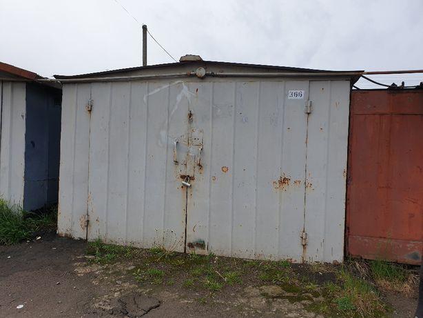 Оренда металевого гаража