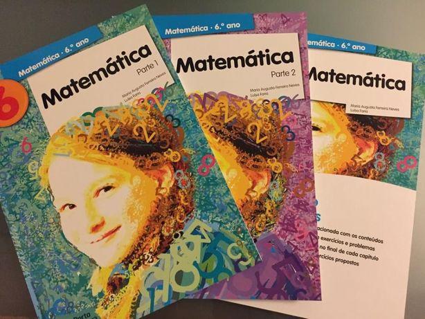 Matemática 6 - Bloco Pedagógico (NOVO)