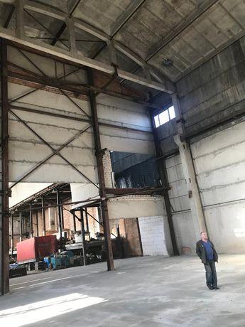 ЦЕХ, Производственный корпус с административными помещениями