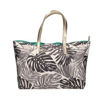 Tropical vibes torba w liście plaża AVON
