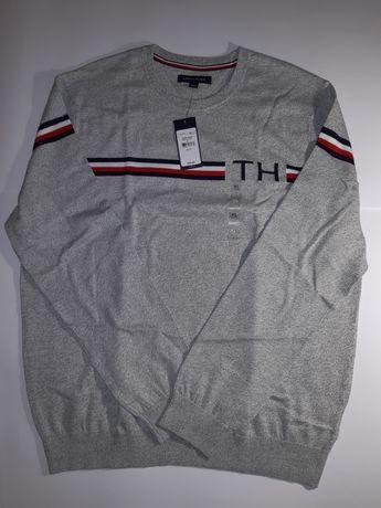 Мужской свитер Tommy Hilfiger оригинал, размер XL Томми Хилфигер