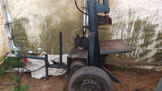 Hydrauliczna Łuparka do drewna 5,5 kw