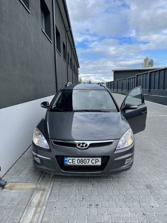 Hyundai i30 максималка
