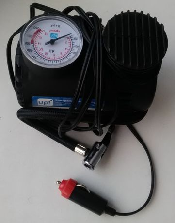 """Автомобильный компрессор для шин не более 13"""" в отл. сост."""