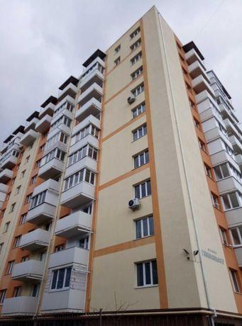 1 кімнатна квартира в новобудові. Площа 46 кв.м. Зданий будинок