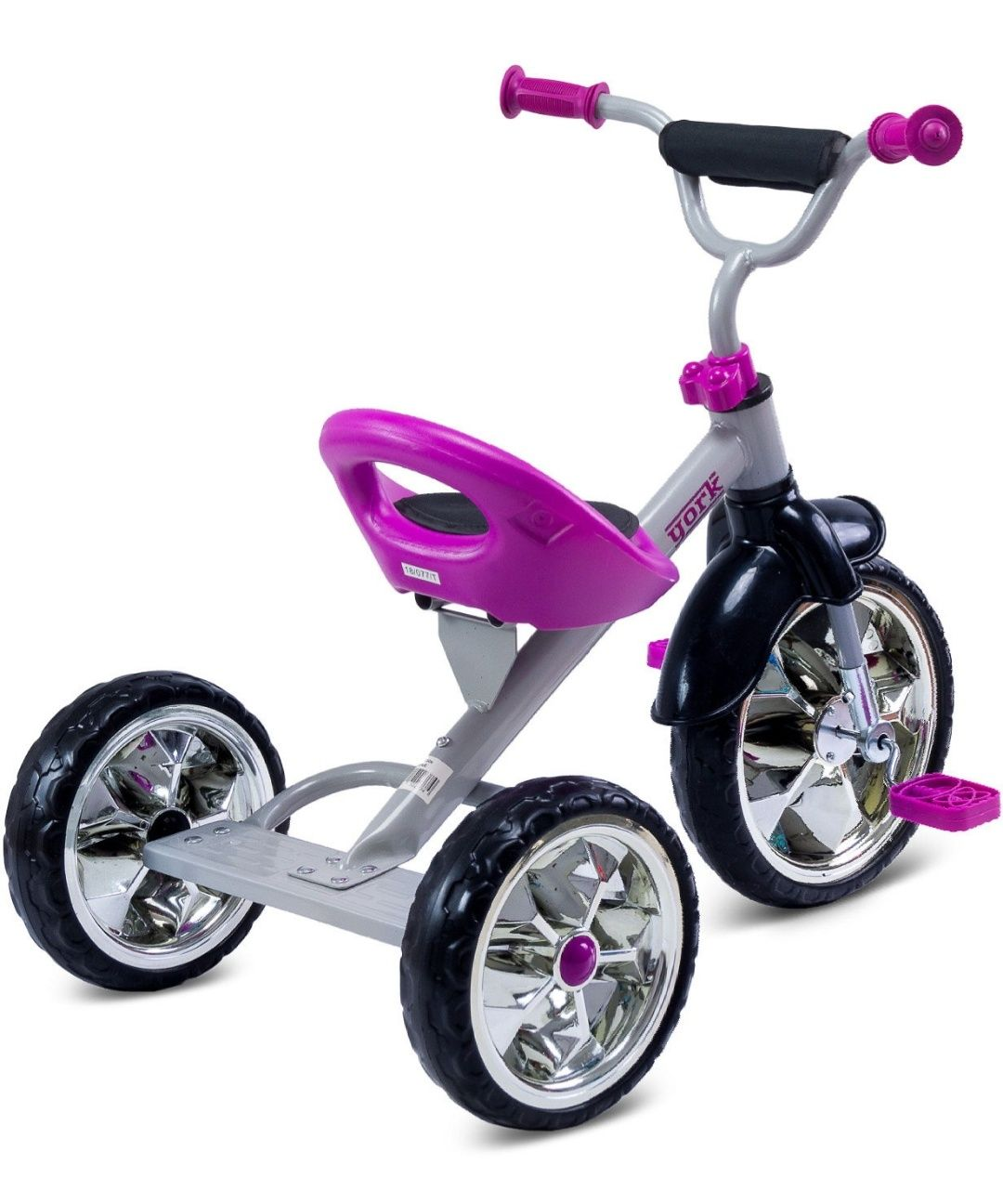 Trojkołowy rowerek