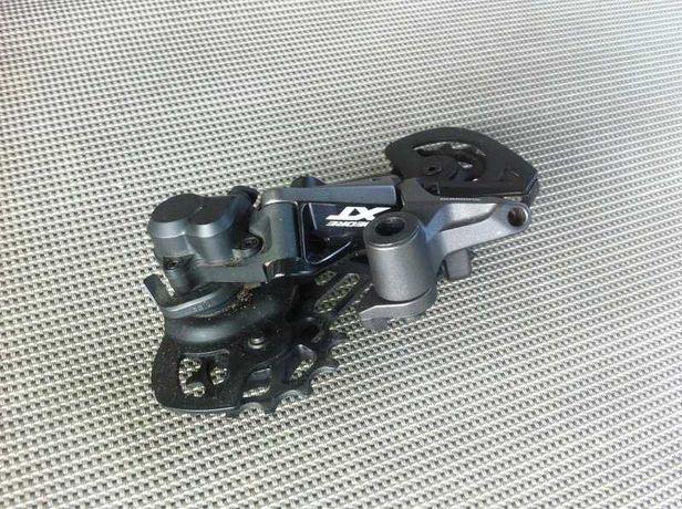Przerzutka tylna Shimano Deore XT M8120 12s wózek GSG 45T