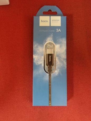 Кабель USB TYPE-C 2 метра