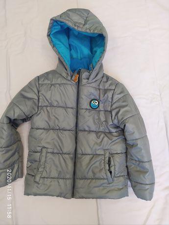 Куртка на флисе фирмы КОЛЛ КЛУБ Европейская зима