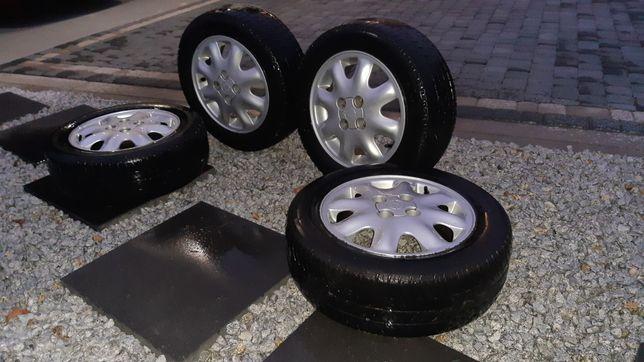 Felgi aluminiowe, 14 cali- 4x100 Opel Fiat