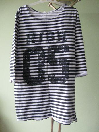 bluza w paski 158