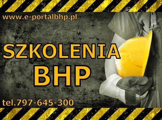 Szkolenia BHP Rzeszów - szybko i kompleksowo, Rzeszów usługi BHP