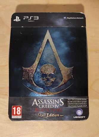 Assassin's Creed IV Black Flag Skull Edition PS3