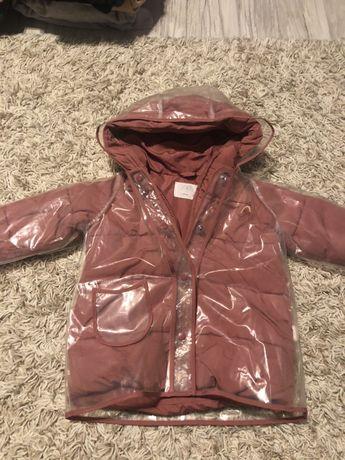 Zara kurtka przejściowa dla dziewczynki 110
